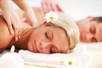 Couple package massage spa bishops stortford