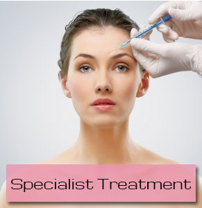 specialist treatments at Elements beauty spa, Bishop's Stortford