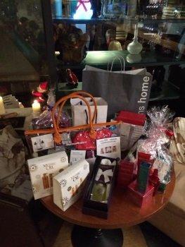 Elements & Urban Spa Christmas Shopping Event a Massive Success!
