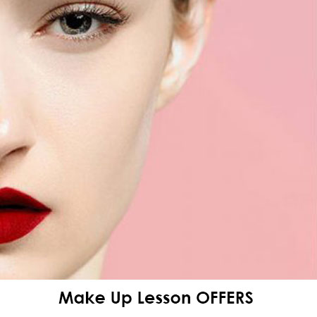 Make Up Lesson OFFERS at Urban Spa