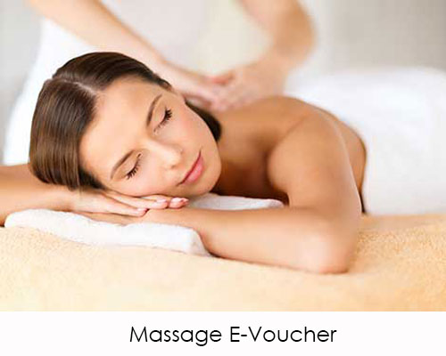 Massage-E-Voucher