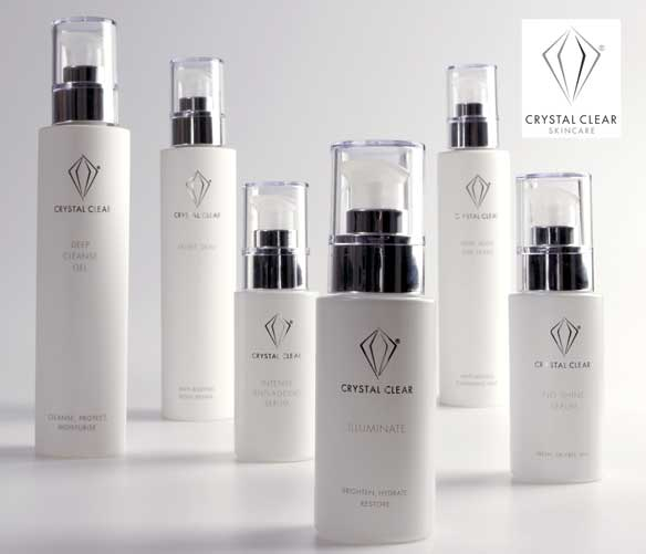 CRYSTAL CLEAR SKIN PRODUCTS, SKIN CLINIC & SPA, BISHOP'S STORTFORD, HERTFORDSHIRE