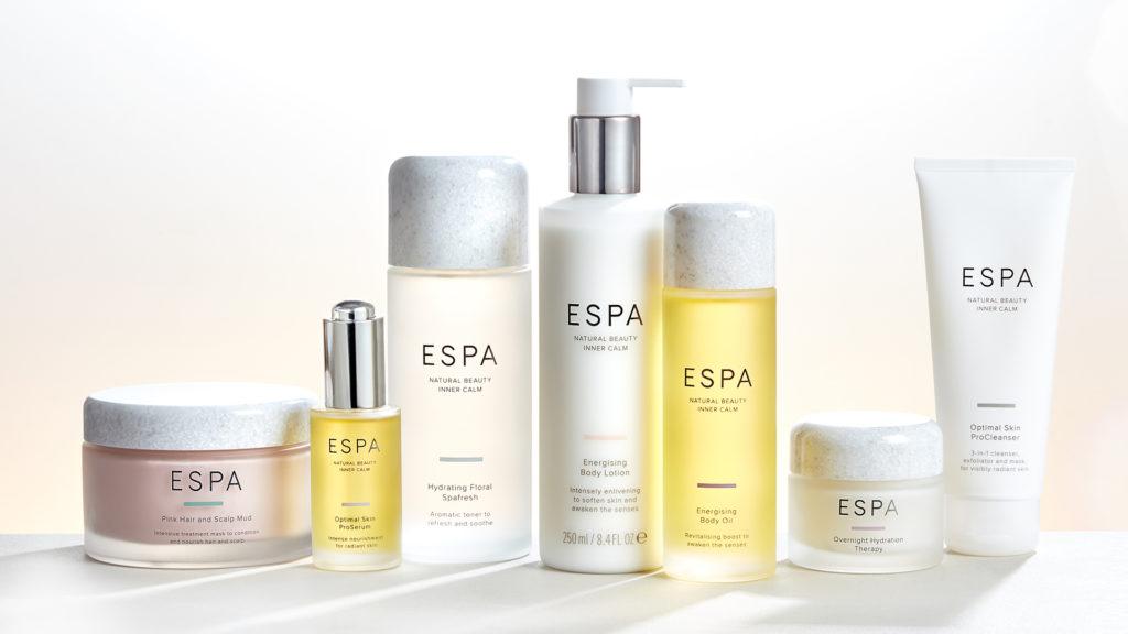 espa products, the skin clinic at urban spa in bishop's stortford, hertfordshire