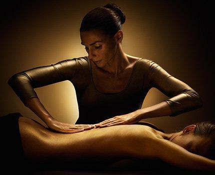 decleor body massages, the skin clinic at urban spa salon in bishop's stortford, hertfordshire