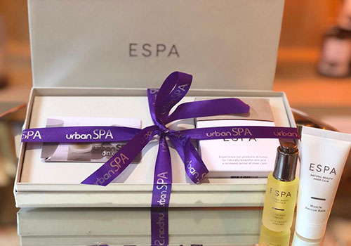 gift vouchers, skin clinic and spa in bishops stortford