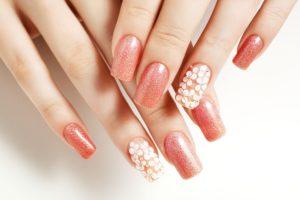 glitter pink nails, skin clinic and beauty salon in bishop's stortford, hertfordshire
