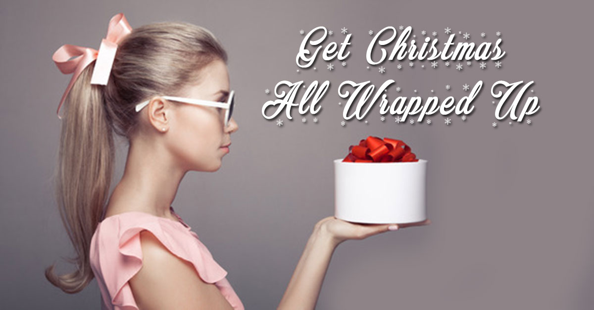 Get Christmas All Wrapped Up 1