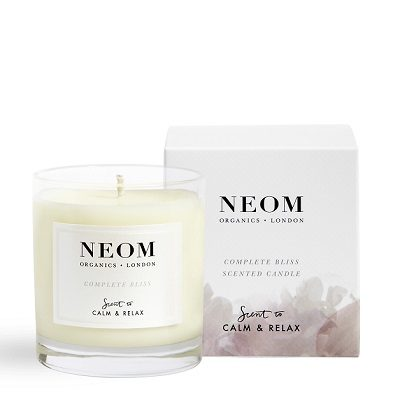 NEOM Tranquillity Scented Candle (1 wick)
