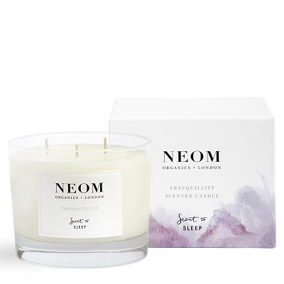 NEOM Tranquillity Scented Candle (3 wick)