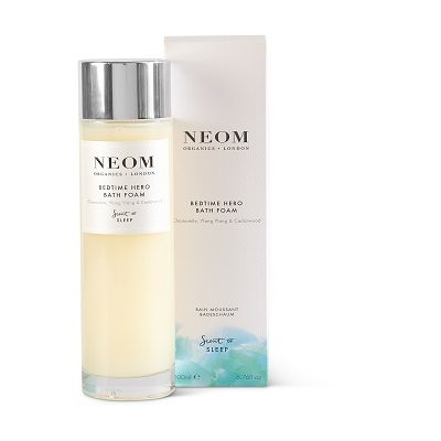 NEOM Bedtime Hero Bath Foam