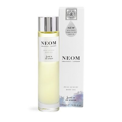 NEOM Energy Burst Body Oil