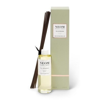NEOM Feel Refreshed Ultimate Reed Diffuser Refill 200ml