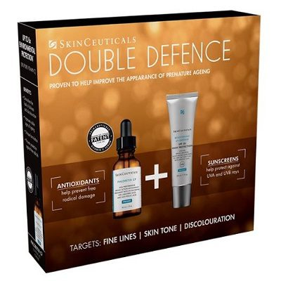 SkinCeuticals Double Defence (Phloretin CF & Brightening UV)