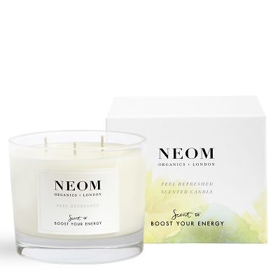 NEOM Feel Refreshed Scented Candle (3 wick)