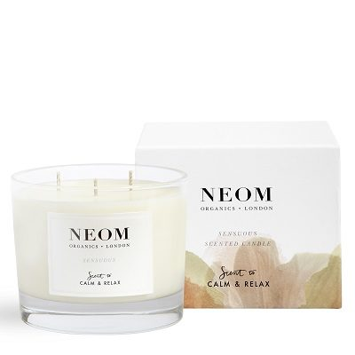 NEOM Sensuous Scented Candle (3 wick)