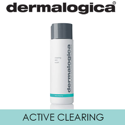 DERMALOGICA ACTIVE CLEARING PRODUCTS