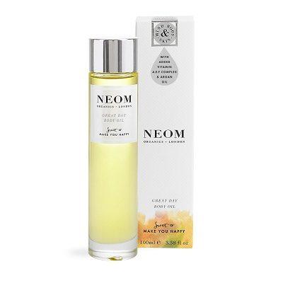 NEOM Energy Burst Body Oil