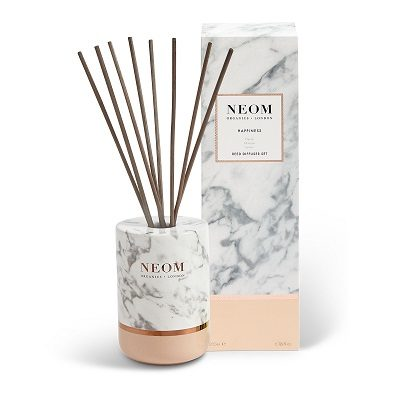 NEOM Happiness Ultimate Reed Diffuser Set 200ml