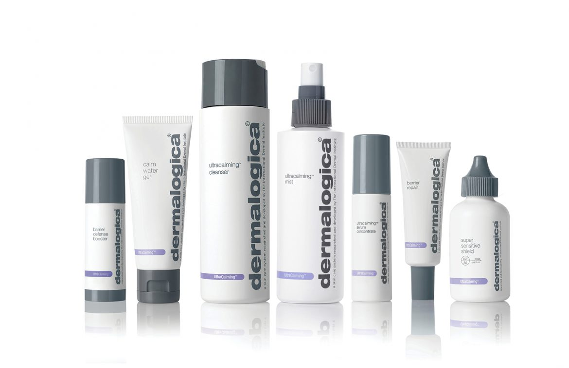 Dermalogica Products at the skin clinic at urban spa in bishop's stortford, herts