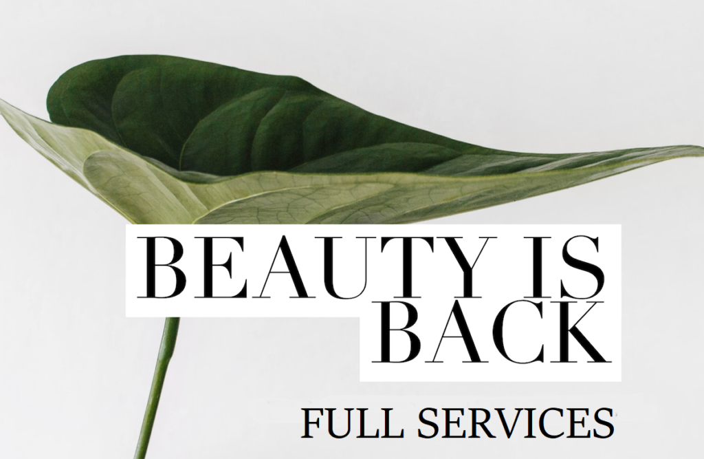 BEAUTY IS BACK AT THE SKIN CLINIC AT URBAN SPA BEAUTY IN BISHOPS STORTFORD, HERTFORDSHIRE