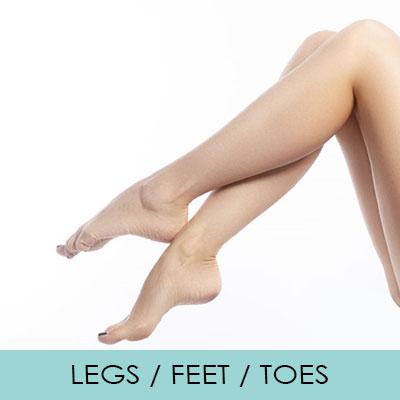 IPL Legs/Feet/Toes Hair Removal