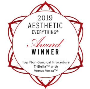 award winning tribella facial rejuvenation treatments beauty salon hertfordshire and essex