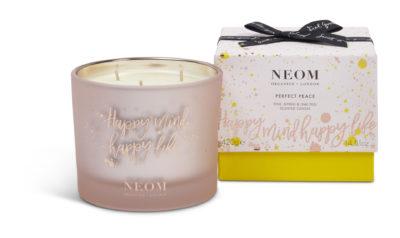 NEOM Organics Perfect Peace 3 Wick candle