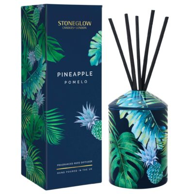 Stoneglow Urban Botanics - Pineapple Pomelo Diffuser