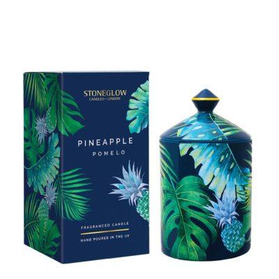 Stoneglow Urban Botanics - Pineapple Pomelo Candle