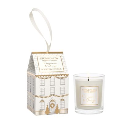 Stoneglow Seasonal Collection Cinnamon & Orange Votive House candle