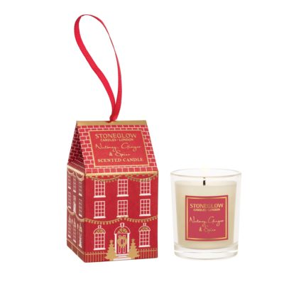 Stoneglow Seasonal Collection Nutmeg, Ginger & Spice Votive House Candle