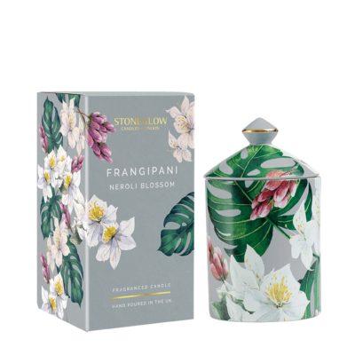 Stoneglow Urban Botanics - Frangipani| Neroli Blossom Candle