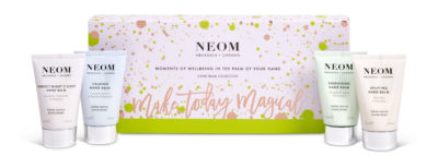 NEOM Organics Moments of Wellbeing in the Palm of your Hands