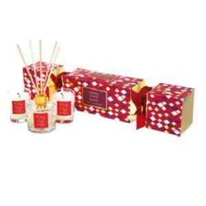 Stoneglow Seasonal Collection - Nutmeg Ginger & Spice - Cracker Gift Set