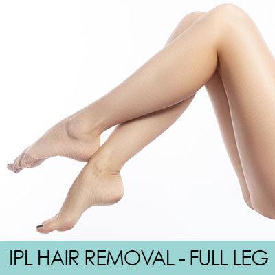 IPL Hair Removal - Hollywood