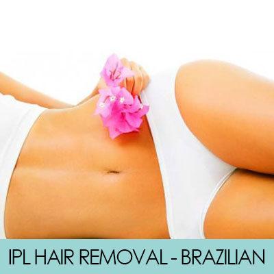 IPL Hair Removal - Brazilian
